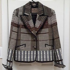 Etro Milano Boucke Two Button Blazer/Jacket